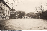 1913 Flood in Madison, Indiana