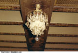 Chateau Room Light Fixture, Claypool Hotel